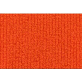 Rips Teppich Standard orange