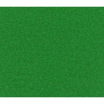 Flachfilz Teppich grasgrün