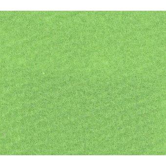 Flachfilz Teppich pistazie