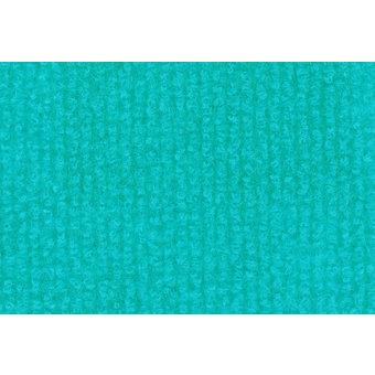 Rips Teppich Standard Azurblau
