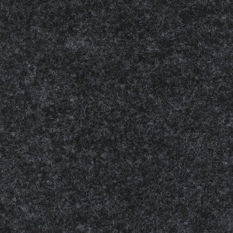 Flachfilz Teppich Carbon