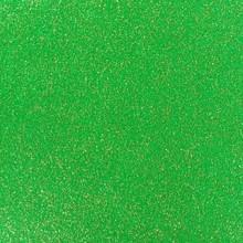 Glitter grün-gold