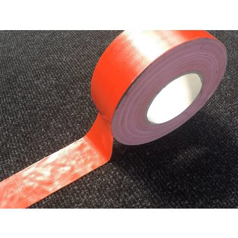 Gewebeband rot, Rolle 50m x 50mm - Copy