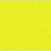 Velours Teppich gelb