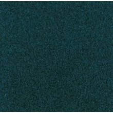 Velours Teppich grünblau
