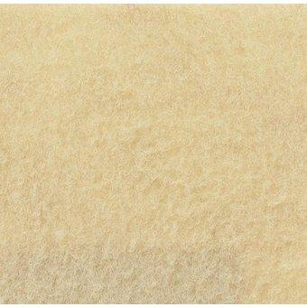 Velours Teppich elfenbein