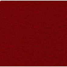 Velours Teppich purpur