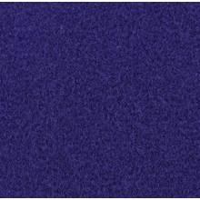 Velours Teppich violett