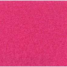 Velours Teppich fuchsia