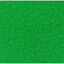 Velours Teppich apfel
