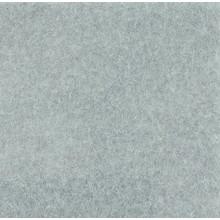 Velours Teppich mausgrau