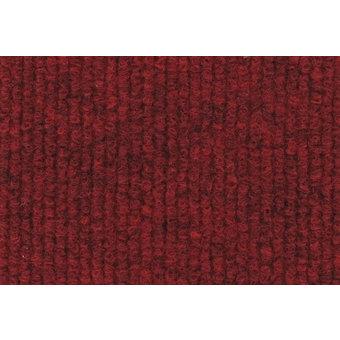 Teppichfliese 1 x 1 m rot, Neuware