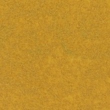 Flachfilz Teppich Gold