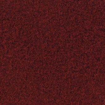 Velours Teppich burgund