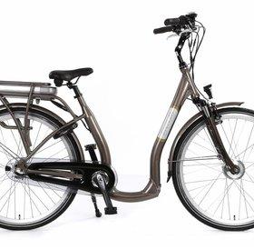Popal E-bike enroute