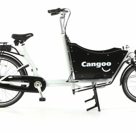 Popal Downtown electric tricycle Cangoo