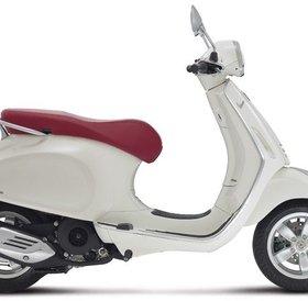 Vespa Primavera 50 4T white