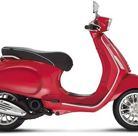 Vespa Vespa Sprint 4T 50 red