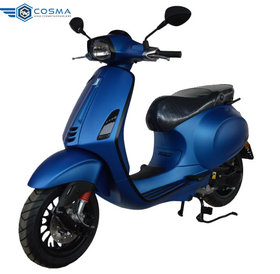 Vespa Vespa Sprint 4T Gewohnheit Matt Blau