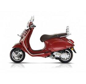 Vespa Primavera 50 4T Touring rood