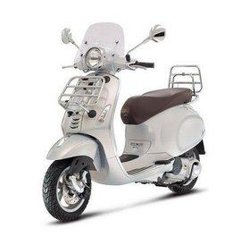 Vespa Primavera 50 4T Touring silver