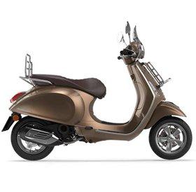 Vespa Primavera 50 4T Touring bruin