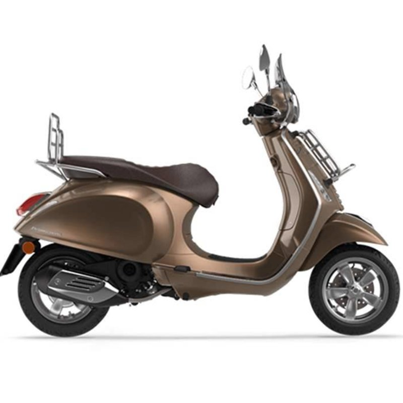 Vespa Primavera 50 4T Touring braun