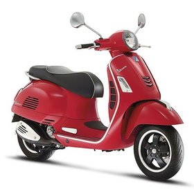 Vespa GTS Super 300 ABS red