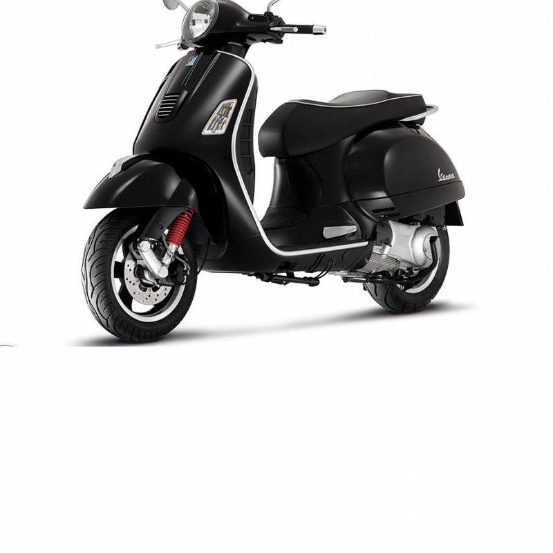 Vespa GTS Super 300 ABS schwarz