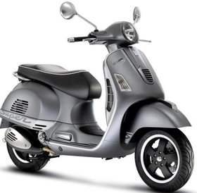 Vespa GTS Super Sport 300IE gray