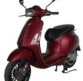 Vespa Vespa Sprint 4T Custom Matt Red