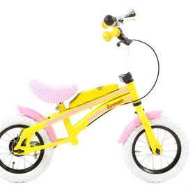 Popal Loopfiets Popal Arrow Roze