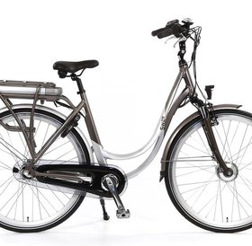 Popal E-bike Sway 2890 Silver Grey