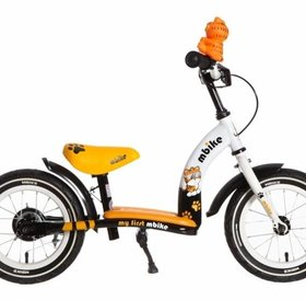 Mbike Flipper Tiger White Orange