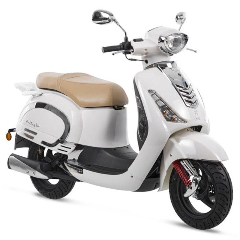 BTC Scooters BTC Bellagio