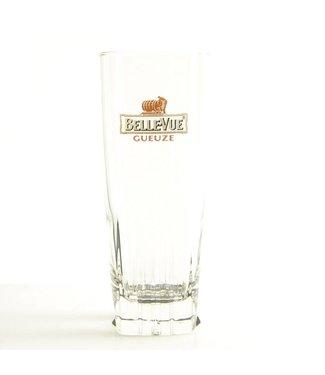GLAS l-------l Belle Vue Geuze Beer Glass - 25cl