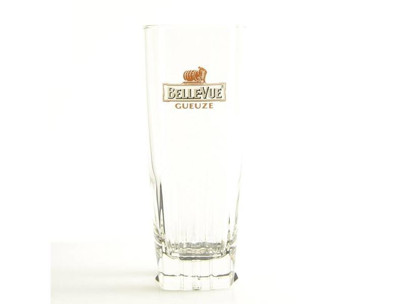 WD / STUK Belle Vue Geuze Beer Glass