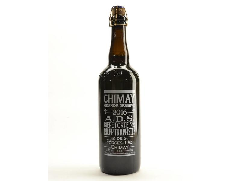 WB Chimay Special Grande Reserve 2017 ADS - 75cl