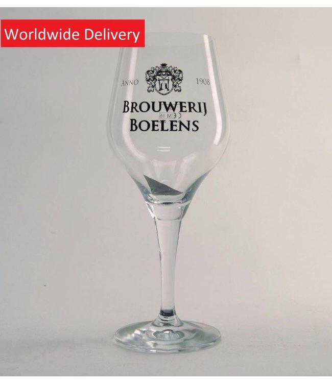 GLAS l-------l Boelens Bierglas - 33cl