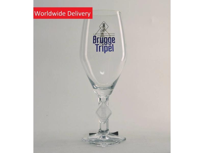 Brugge Tripel Bierglas