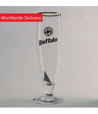 Buffalo Bierglas - 33cl