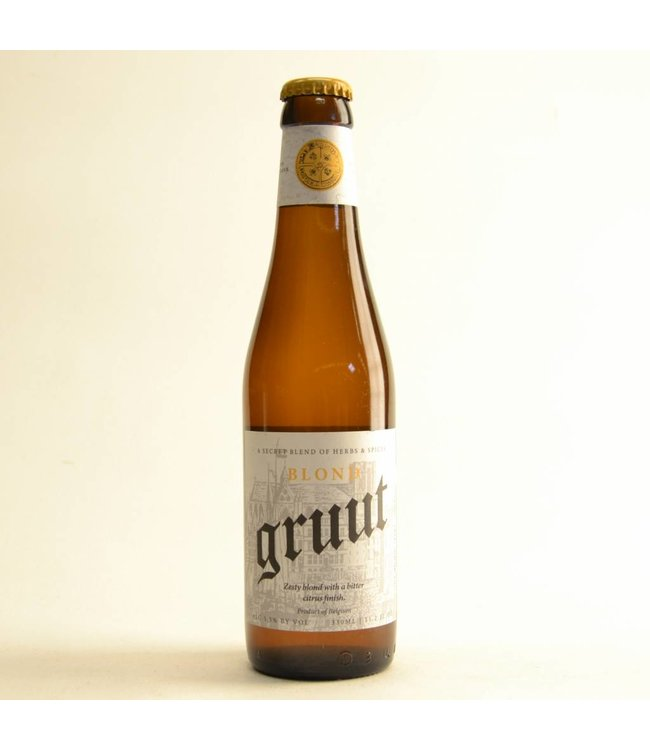 Gruut Belgian Blond - 33cl