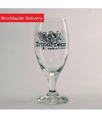 GLAS l-------l Triporteur Beer Glass 33cl