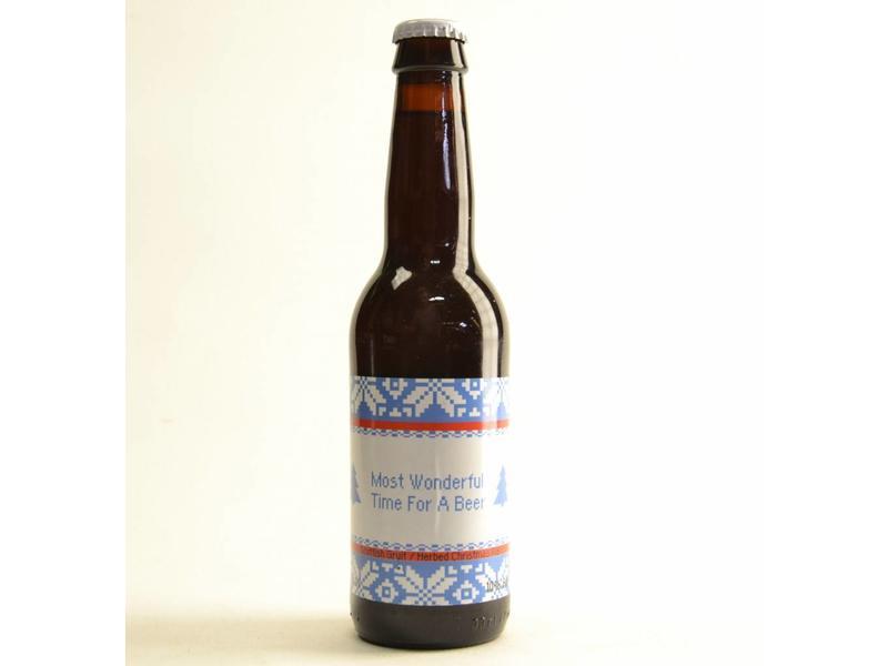 WA / FLES Uiltje Most Wonderful Time for Beer - 33cl