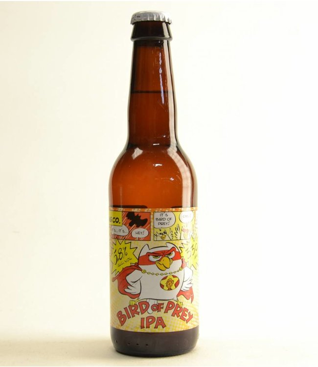 Uiltje Bird of Prey IPA - 33cl