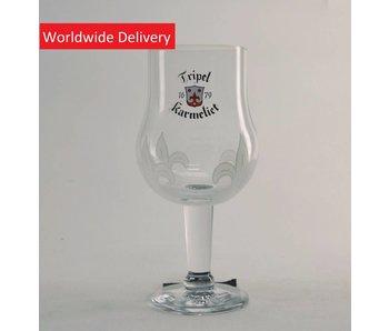 Tripel Karmeliet Tasting Beer Glass - 20cl