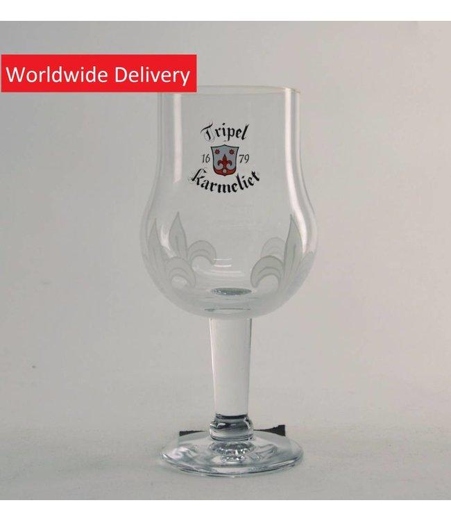 GLAS l-------l Tripel Karmeliet Tasting Bierglas - 20cl