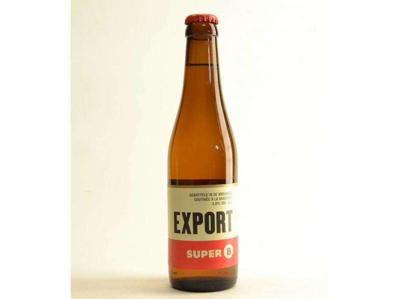 A4 Super 8 Export - 33cl