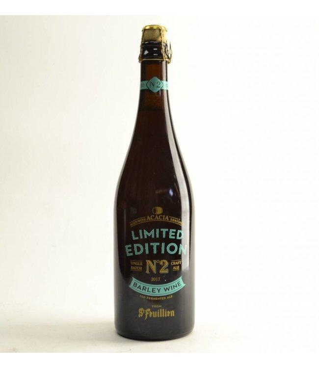 75cl   l-------l St Feuillien Limited Edition n2 - 75cl