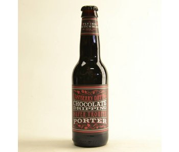Raspberry Dipping Chocolate Dripping Super Trouper Porter - 33cl
